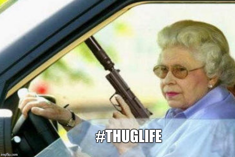 #THUGLIFE | made w/ Imgflip meme maker