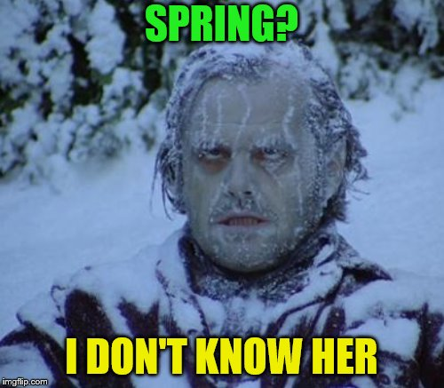 SPRING? I DON'T KNOW HER | made w/ Imgflip meme maker