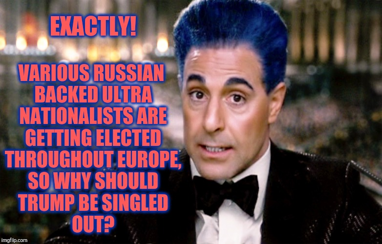 "Hunger Games - Caesar Flickerman (Tucci) ""Well"" 
