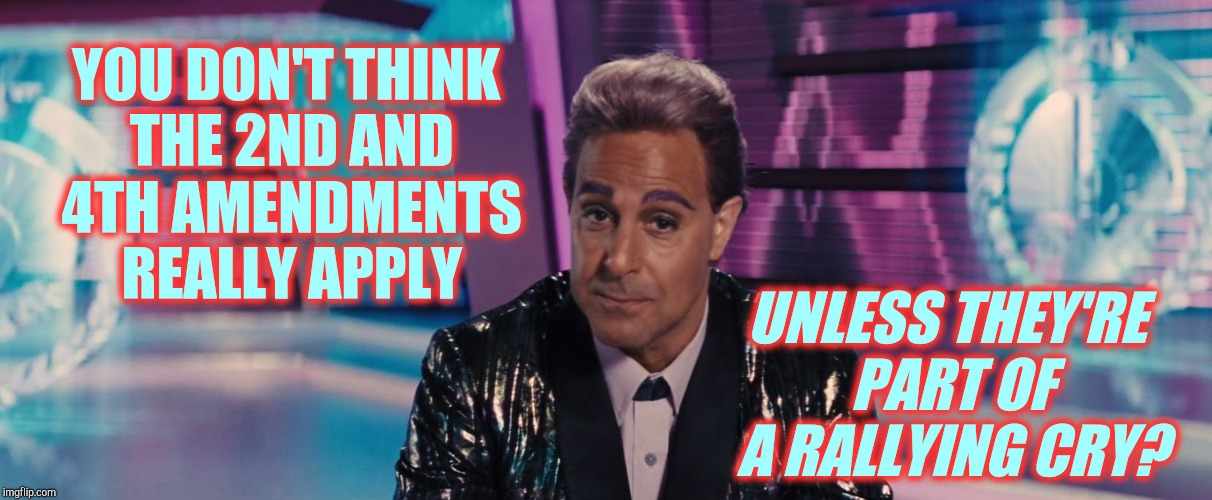 "Hunger Games - Caesar Flickerman (Stanley Tucci) ""Um"" 
