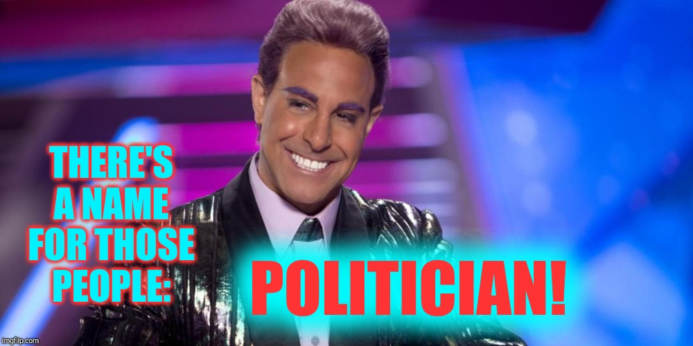 "Hunger Games - Caesar Flickerman (Stanley Tucci) ""Is that so?"" 