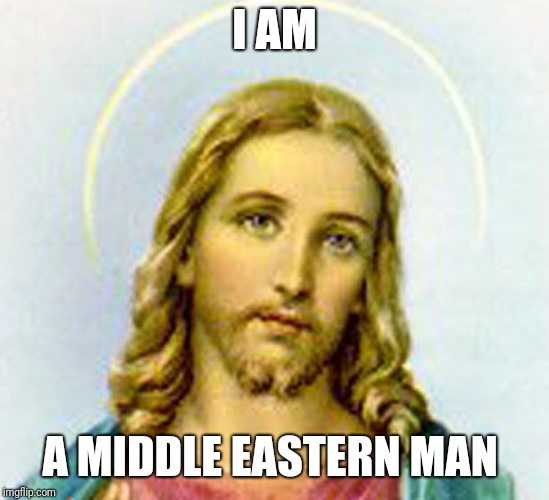 I AM A MIDDLE EASTERN MAN | made w/ Imgflip meme maker