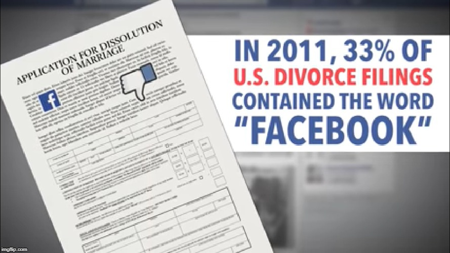Leaking Personal data isn't the worst thing that Facebook has done | image tagged in memes,funny,facebook,divorce,privacy,mark zuckerberg | made w/ Imgflip meme maker