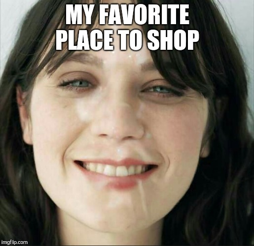 MY FAVORITE PLACE TO SHOP | made w/ Imgflip meme maker