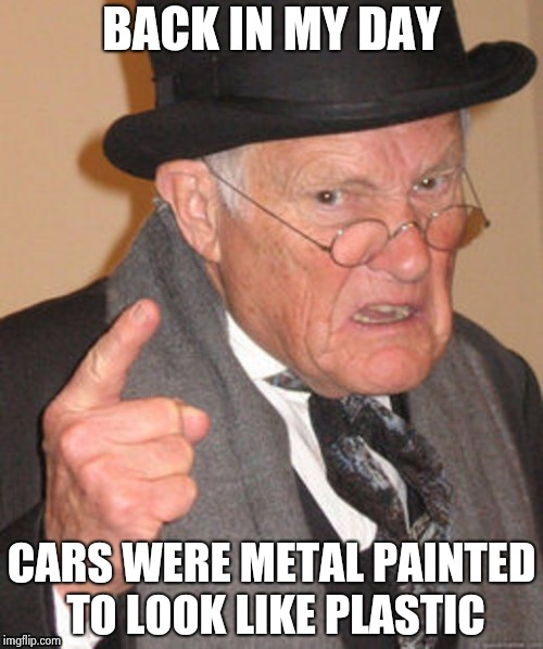 """Here in my car I feel safest of all"" - Gary Numan 