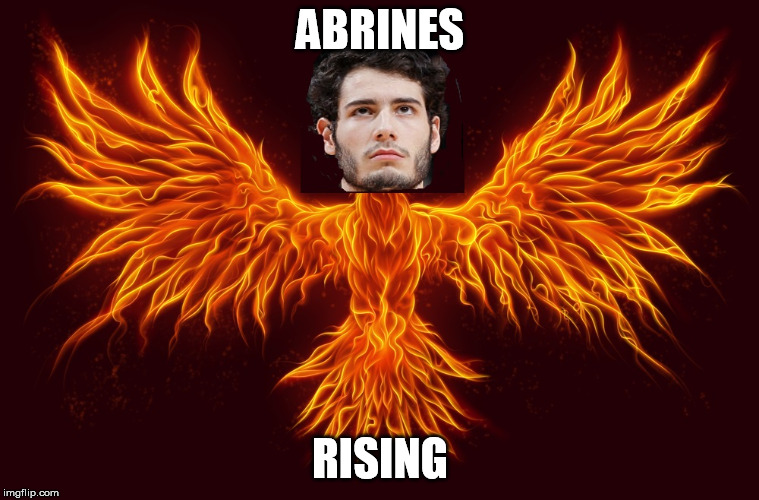 Abrines Rising