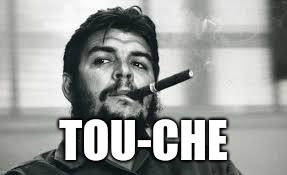 TOU-CHE | made w/ Imgflip meme maker