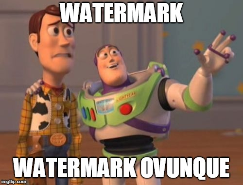 X, X Everywhere | WATERMARK WATERMARK OVUNQUE | image tagged in memes,x,x everywhere,x x everywhere | made w/ Imgflip meme maker