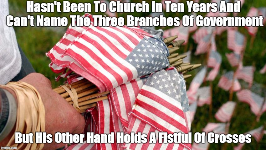 """An American Patriot"" 