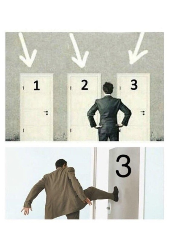 Door Meme Templates Imgflip