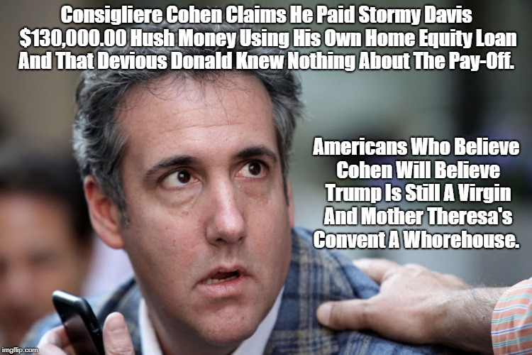 """Image result for """"pax on both houses"""" michael cohen"""