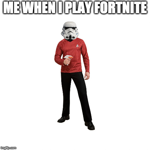 ME WHEN I PLAY FORTNITE | image tagged in perfect soldier | made w/ Imgflip meme maker