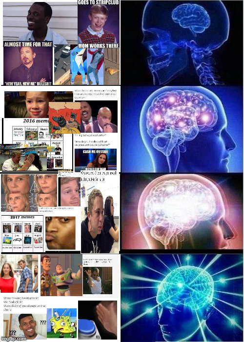 Expanding Brain Meme | image tagged in memes,expanding brain | made w/ Imgflip meme maker