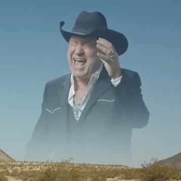 Screaming Cowboy Blank Template Imgflip