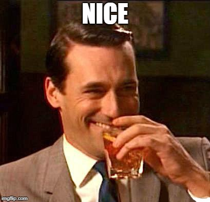 drink | NICE | image tagged in drink | made w/ Imgflip meme maker