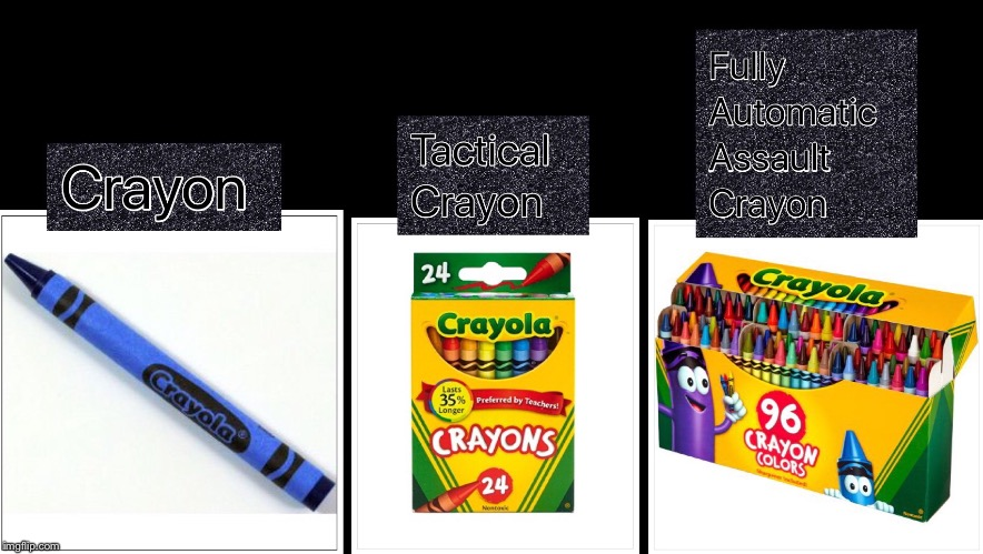 Crayon memes | image tagged in crayons | made w/ Imgflip meme maker