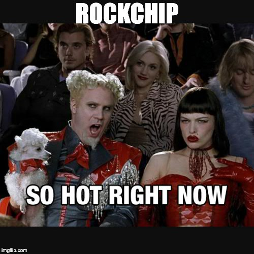 ROCKCHIP | image tagged in hansel | made w/ Imgflip meme maker