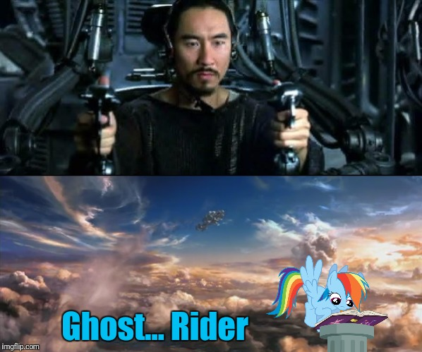 Ghost... Rider | made w/ Imgflip meme maker