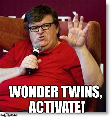 WONDER TWINS, ACTIVATE! | made w/ Imgflip meme maker