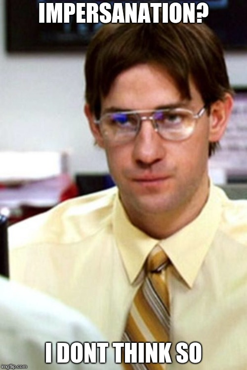 jim the office Memes & GIFs - Imgflip