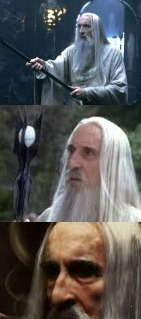 Confused Saruman | . | image tagged in confused saruman | made w/ Imgflip meme maker