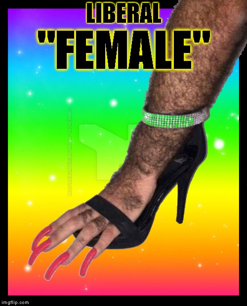 "When She Know She Nasty But She Wanna Get Her Freak On | LIBERAL ""FEMALE"" 
