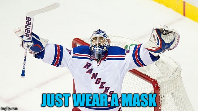 Henrik Lundquist | JUST WEAR A MASK | image tagged in henrik lundquist | made w/ Imgflip meme maker