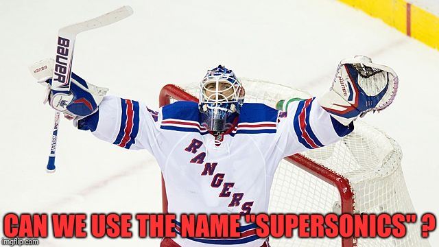 "Henrik Lundquist | CAN WE USE THE NAME ""SUPERSONICS"" ? 