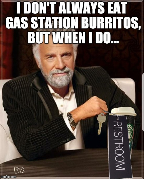 """Starbucks is Where I Go,"" Says World's Most Interesting Man 