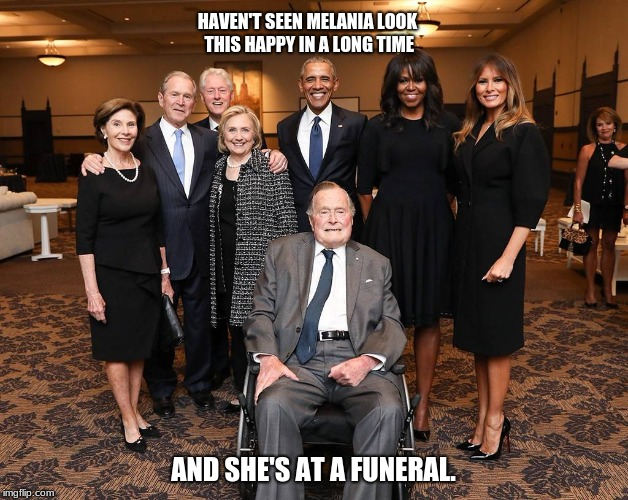 smile 2 | HAVEN'T SEEN MELANIA LOOK THIS HAPPY IN A LONG TIME AND SHE'S AT A FUNERAL. | image tagged in meme | made w/ Imgflip meme maker