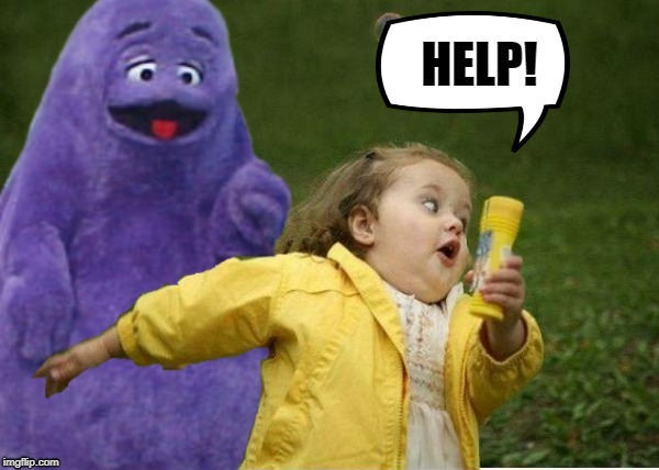 HELP! | made w/ Imgflip meme maker