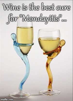 """Mondayitis"" Cure... 