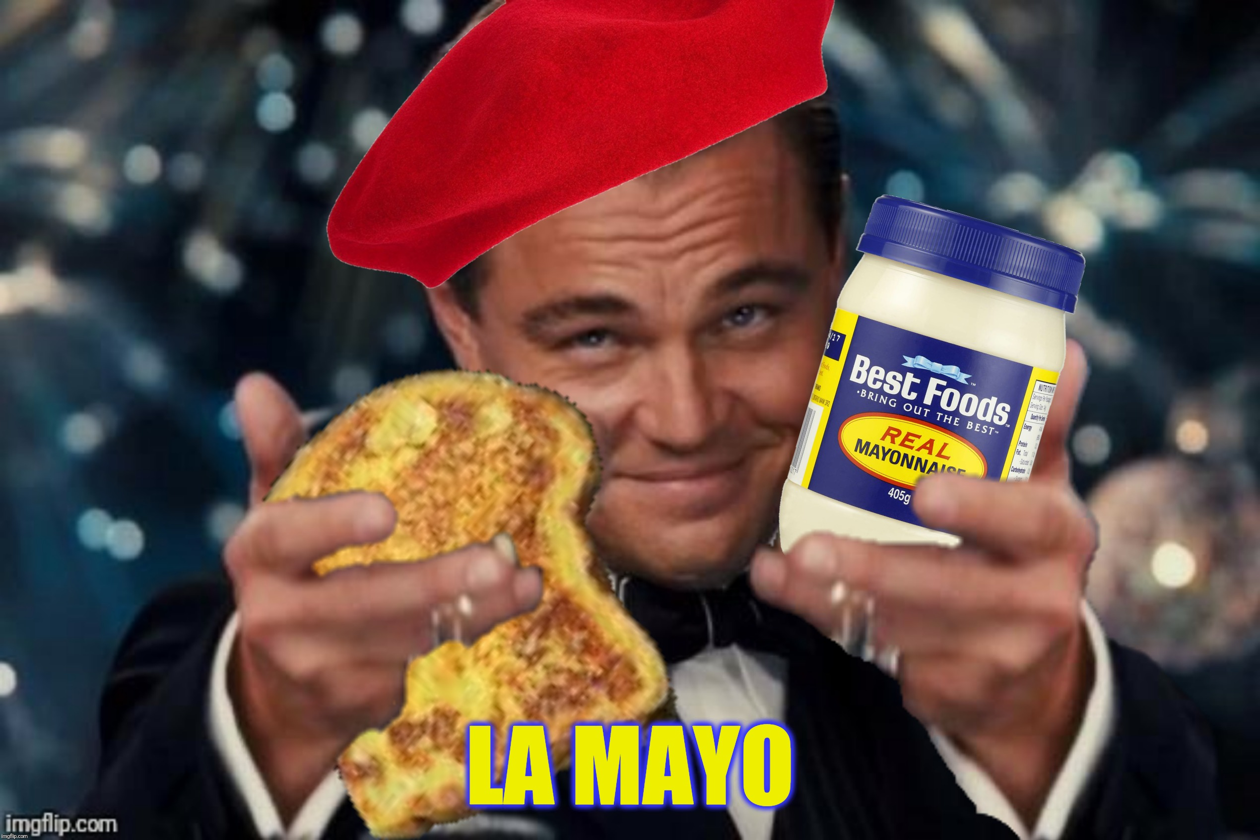 LA MAYO | made w/ Imgflip meme maker