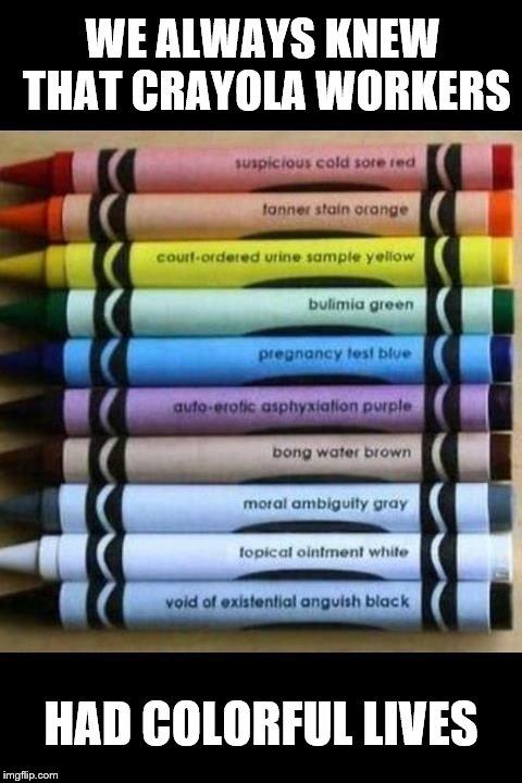 crayons Memes & GI...