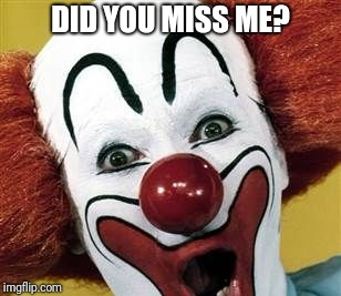 Did You Miss Me Meme