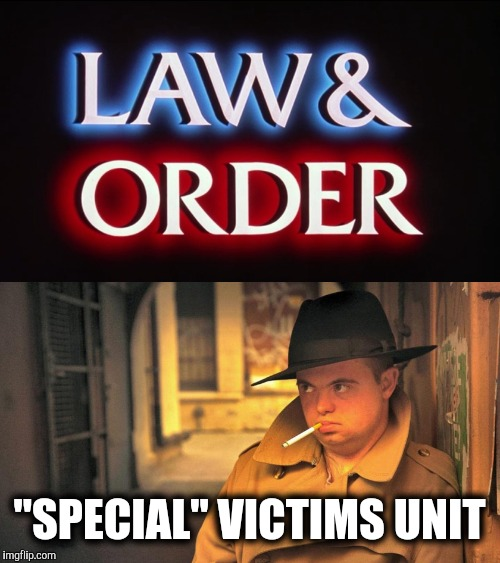"""SPECIAL"" VICTIMS UNIT 