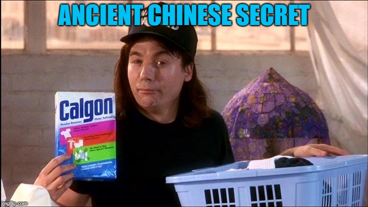 ANCIENT CHINESE SECRET | made w/ Imgflip meme maker