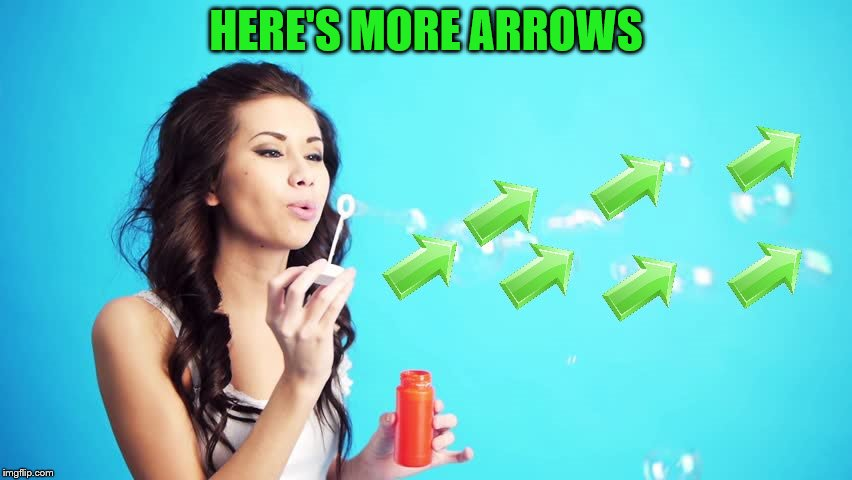 HERE'S MORE ARROWS | made w/ Imgflip meme maker