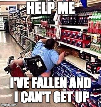 HELP ME I'VE FALLEN AND I CAN'T GET UP | image tagged in aa | made w/ Imgflip meme maker