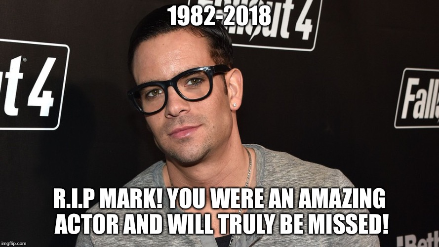 If I die young bury me in satin lay me down on a bed of roses  | 1982-2018 R.I.P MARK! YOU WERE AN AMAZING ACTOR AND WILL TRULY BE MISSED! | image tagged in rip,glee,sad | made w/ Imgflip meme maker