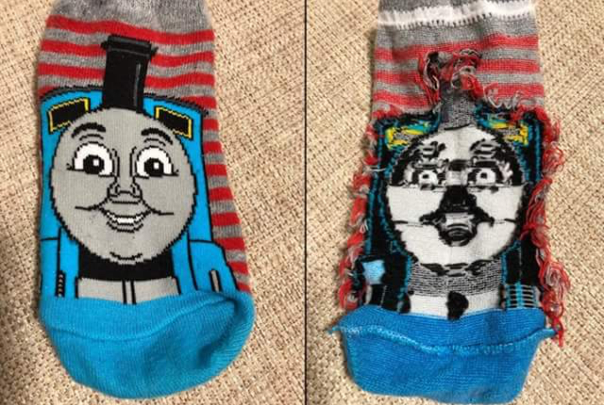 thomas the train before and after blank template imgflip