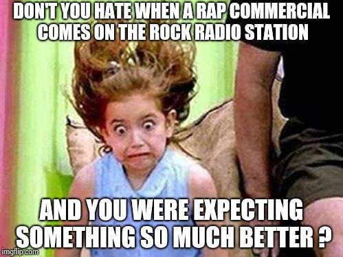 """Ba-Da-Ba-Ba-Ba"" not loving it 