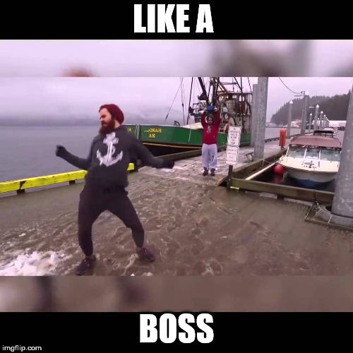 Check Out My Swagger | LIKE A BOSS | image tagged in like a boss,like a sir,deal with it like a boss,first world problems,scumbag boss,the boss | made w/ Imgflip meme maker