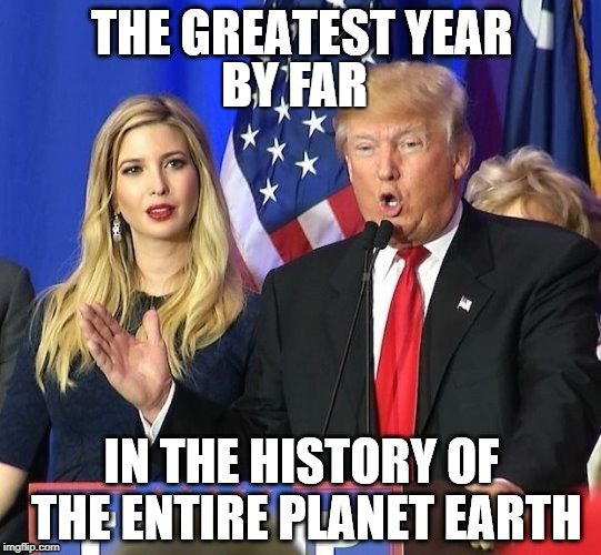 Believe me | BY FAR | image tagged in trump greatest,no doubt in my mind,no doubt at all,memes | made w/ Imgflip meme maker