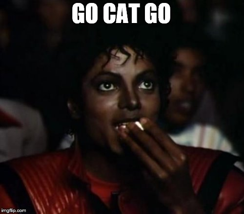 GO CAT GO | made w/ Imgflip meme maker