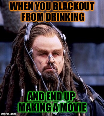"In the top ten of ""seemed like a good idea at the time"" awards 