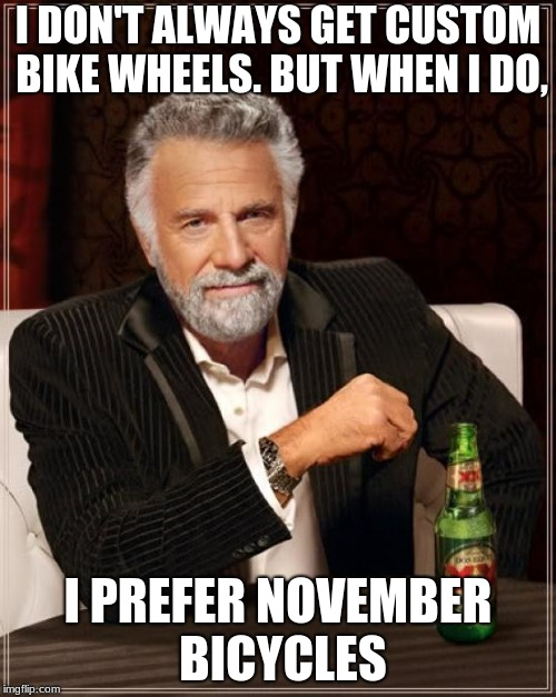 november bicycles