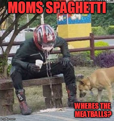 MOMS SPAGHETTI WHERES THE MEATBALLS? | made w/ Imgflip meme maker