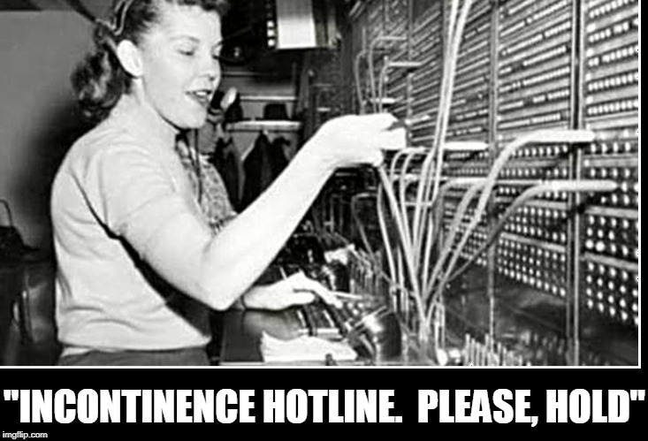 """Do You Need Help With Incontinence?""  Depends. 