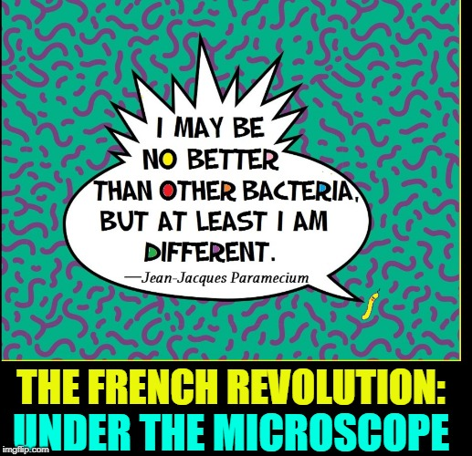 "Altogether, Now, Say, ""We Are Individuals."" 